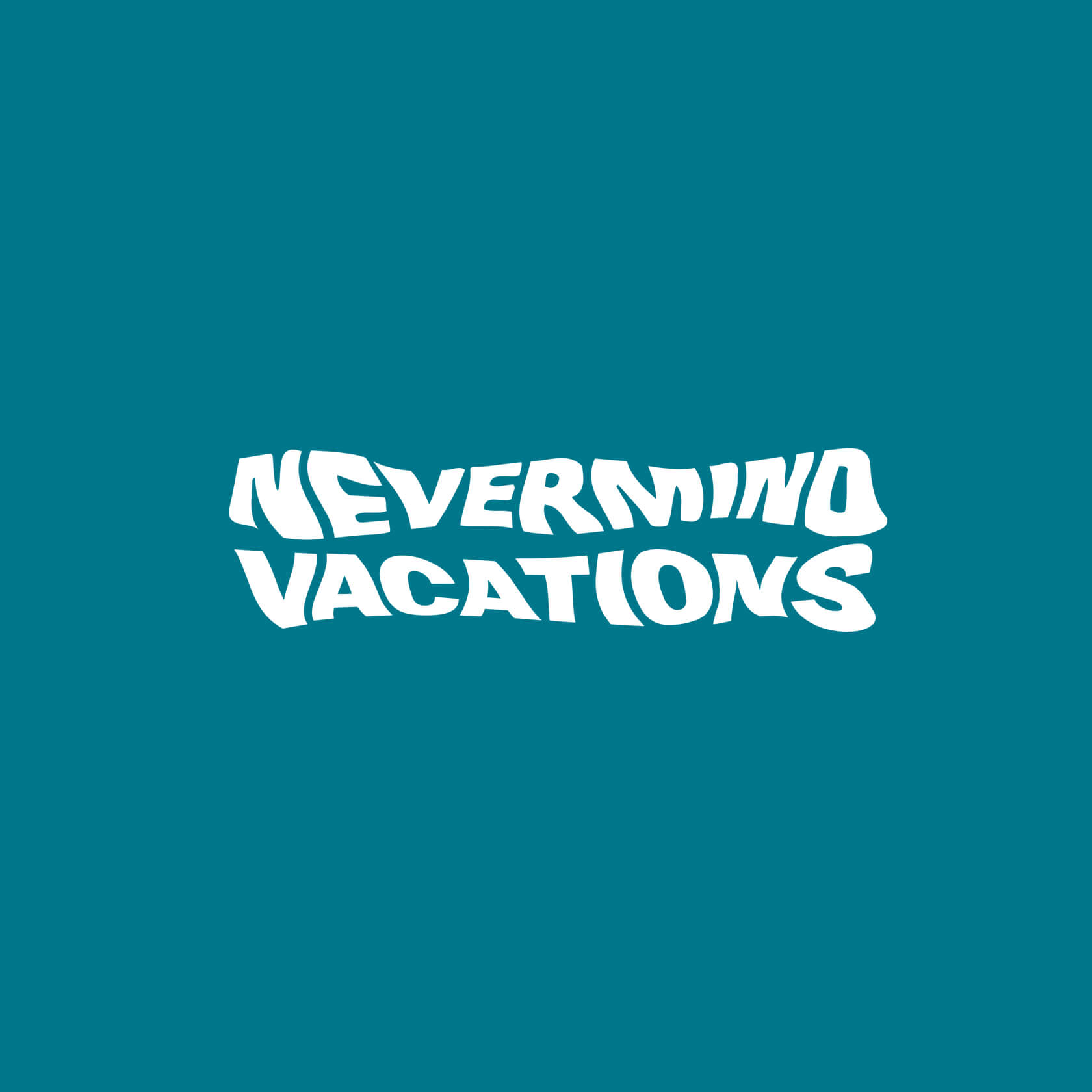 Nevermind Vacations logo