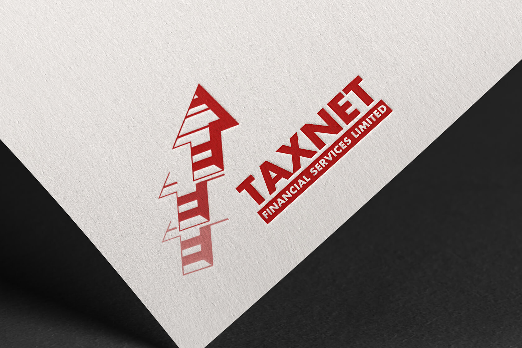 Taxnet Financial services old logo